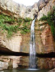 ماربره آبشار افسانه ای در ایلام