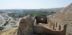 شهر باستانی سیروان شکوه تاریخ ایلام کهن