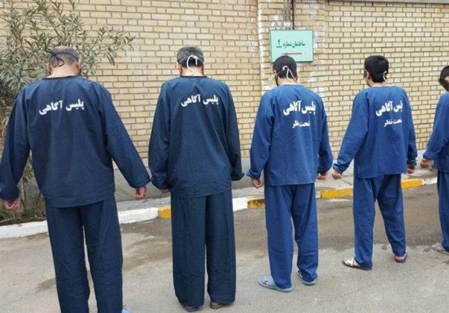 دستگیری باند سارقان در ایلام