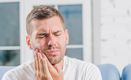 دندان درد را در خانه درمان کنید
