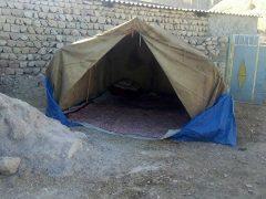 بافت اجتماعی روستا نباید اجازه چادر نشینی به این خانواده را می داد/ آیا سرمایه اجتماعی در روستاها نیز از بین رفته است؟!